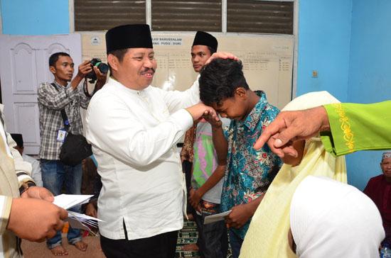 Safari Ramadhan 1438 H di Kecamatan Mandau