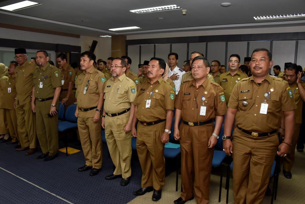 Penandatangan Pakta Integritas Netral Pilkada